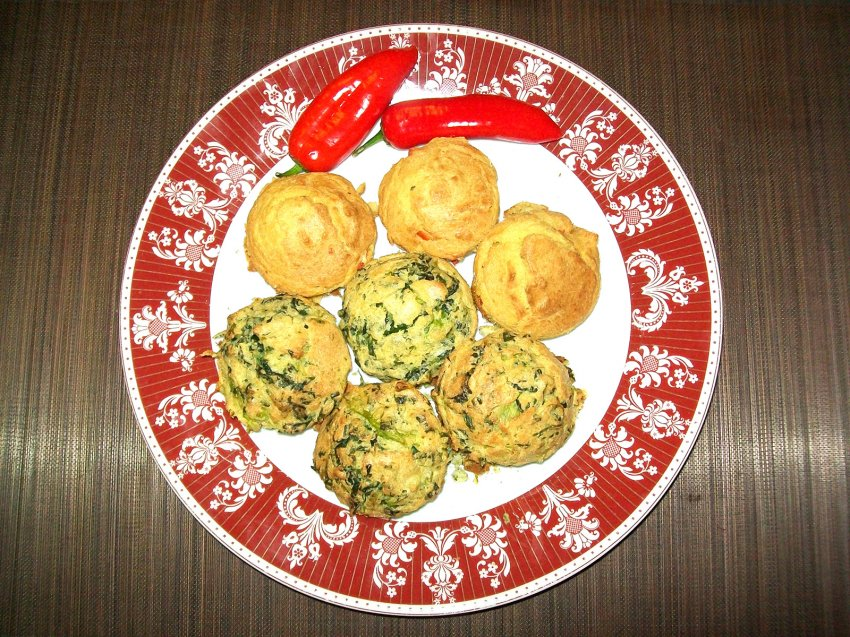 Muffin Friarielli e Peperoni