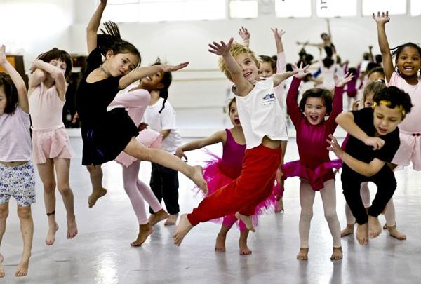 Metodo danzaterapia