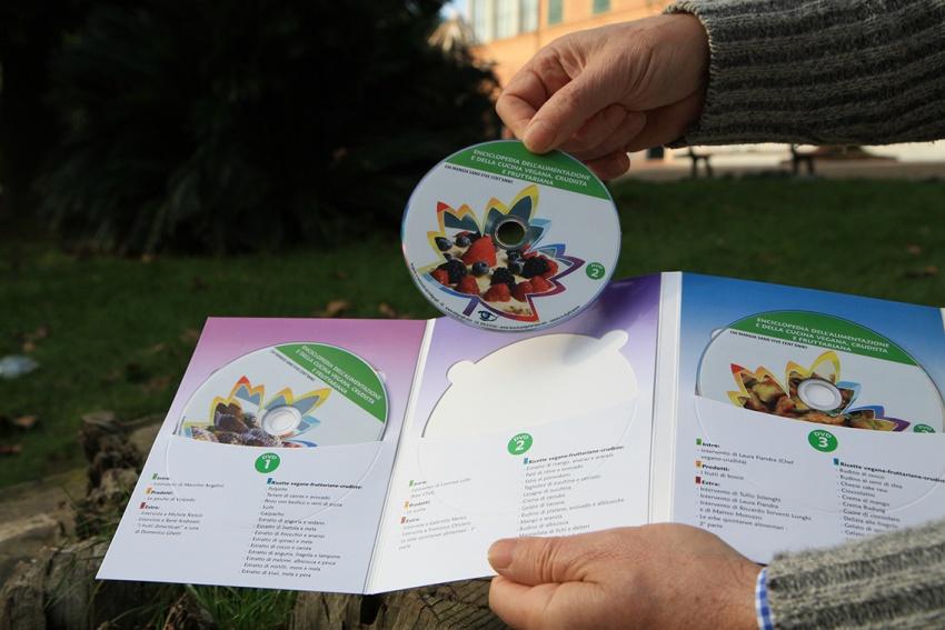 DVD Enciclopedia dell'Alimentazione