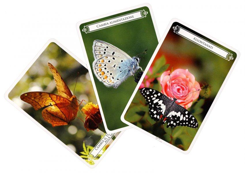La Carte delle Farfalle - Oracle Card