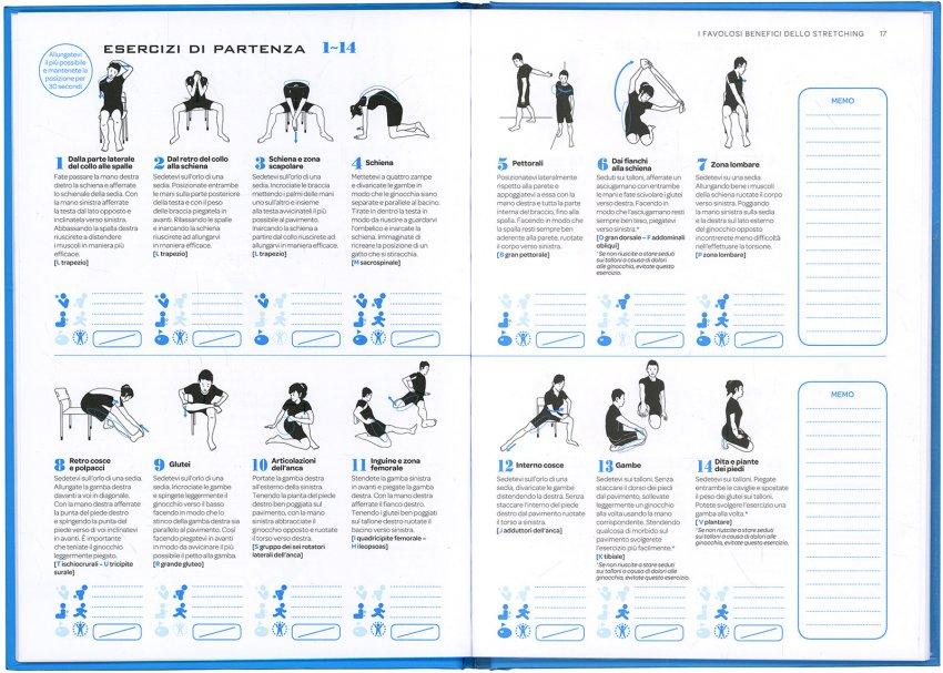 I Favolosi Benefici dello Stretching - Pagine interne