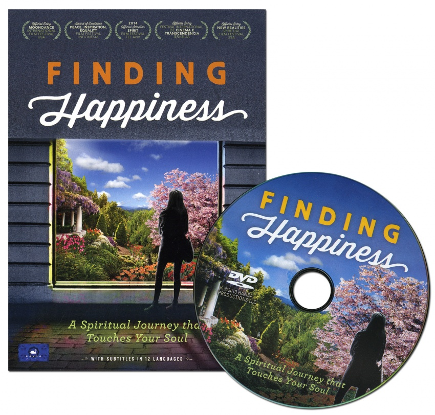 Finding Happiness - Film in DVD