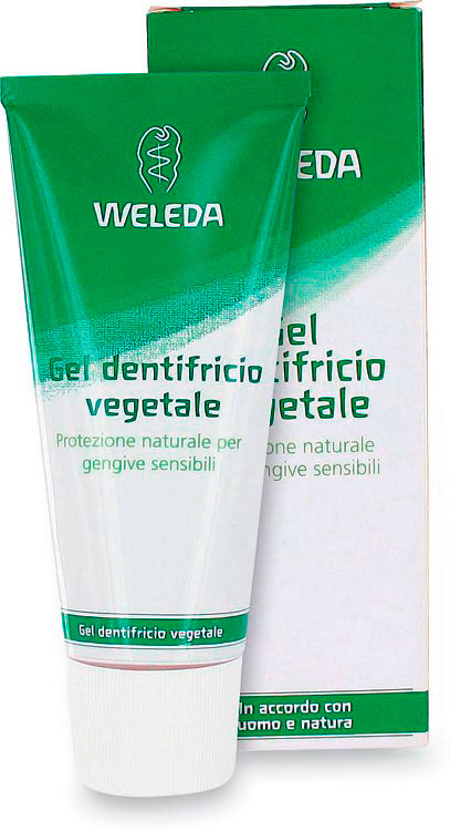 Gel Dentifricio Vegetale