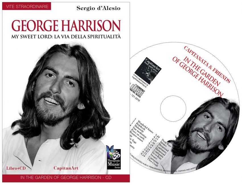 George Harrison - My Sweet Lord: la Via della Spiritualità - Libro con CD