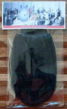 Guanto Esfoliante Noire di Hammam