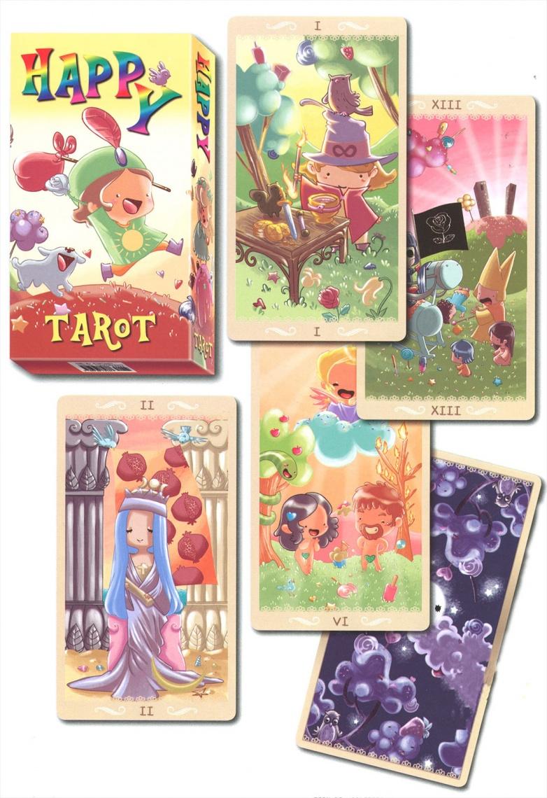Happy Tarot - Tarocchi