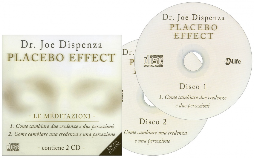 Placebo Effect - Le Meditazioni su Audio CD