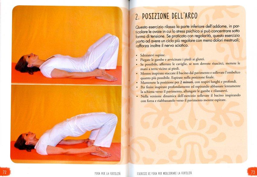 Yoga per la Fertilità - Interno