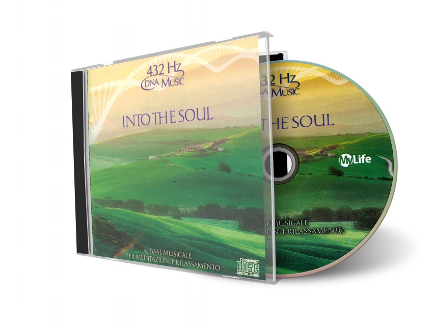 Into the Soul CD