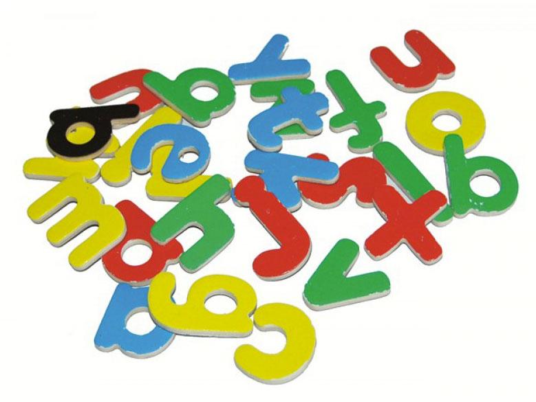 Lavagna Giraffa lettere