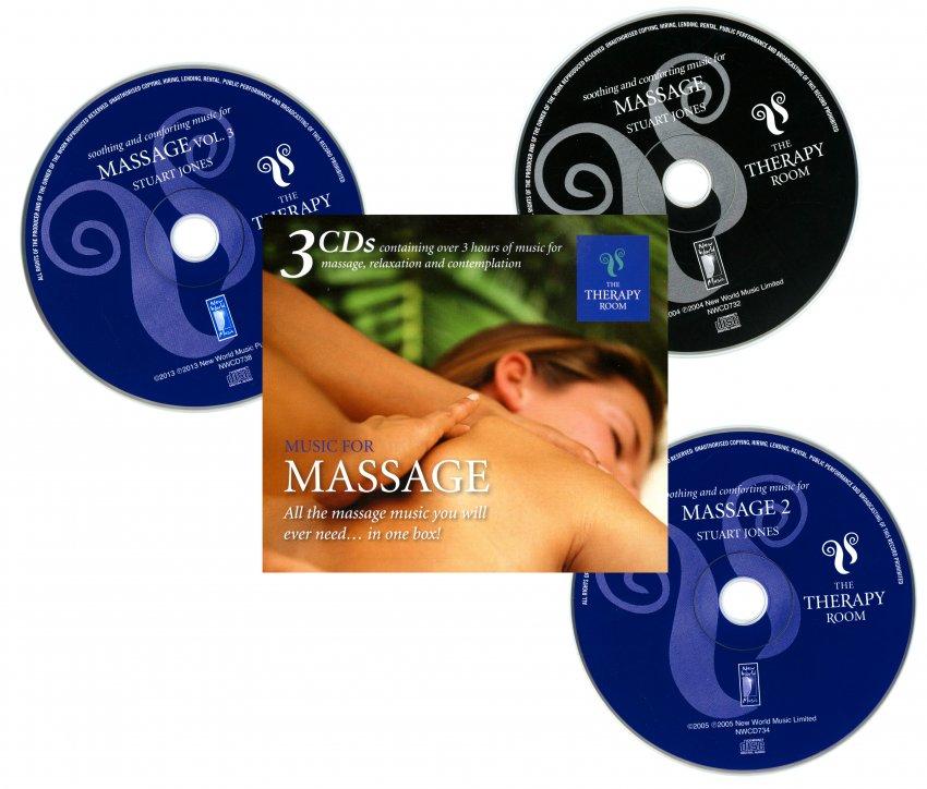 Music for Massagge - 3