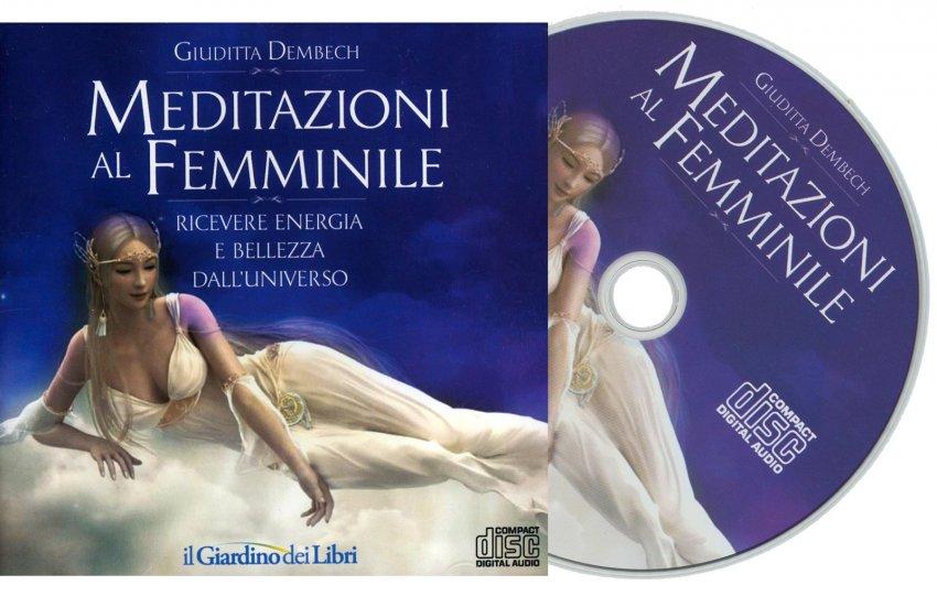cd meditazioni al femminile