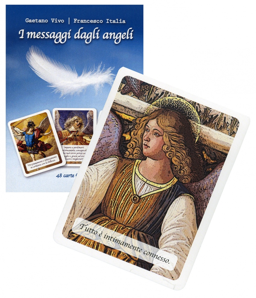 I Messaggi dagli Angeli - 48 Carte