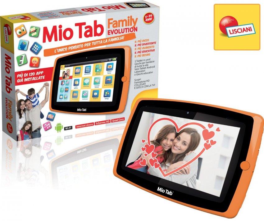 Mio Tab - Family
