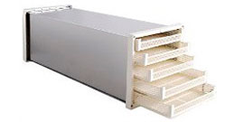 Modulo Complementare per Essiccatore Biosec Silver MC10 - 10 Cestelli