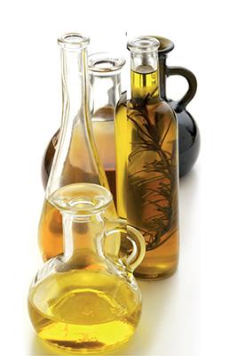 Olio per ricetta