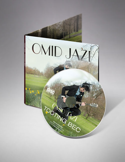 Omid Jazi