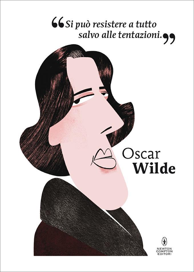 Poster Oscar Wilde