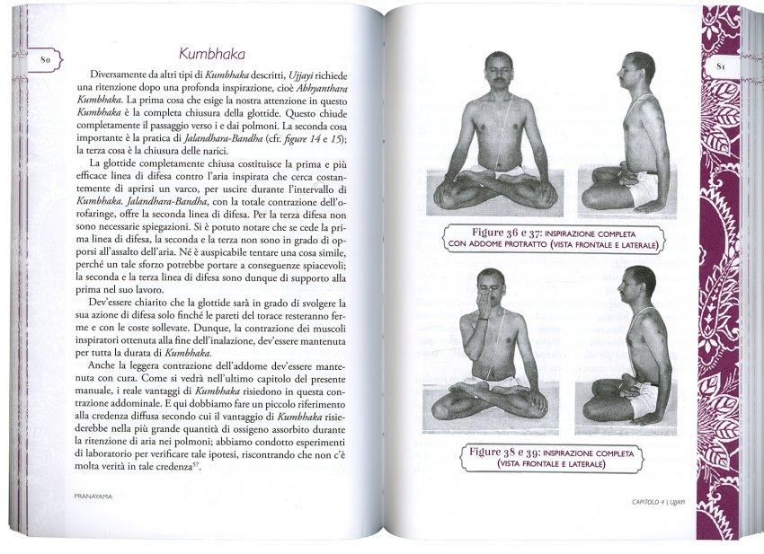 Pranayama - Interno Libro