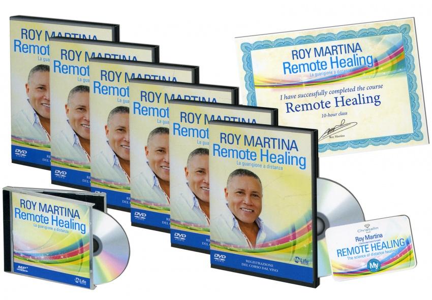 Remote Healing - Corso DVD