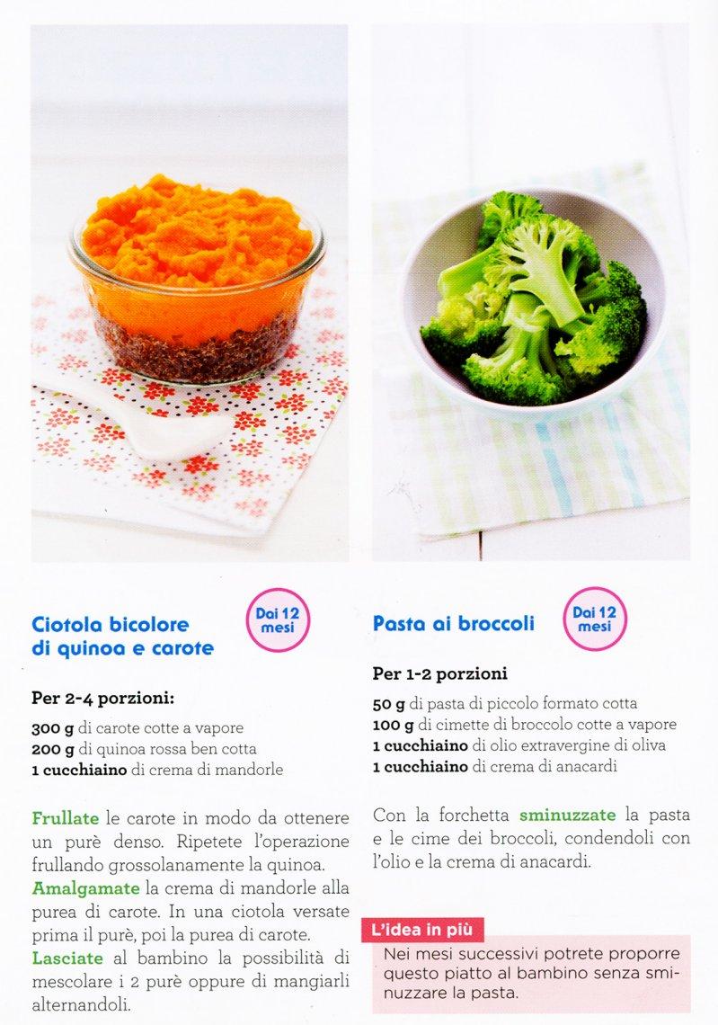 Ricetta per vegetariani golosi