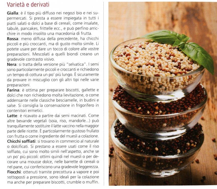 Ricetta Amaranto