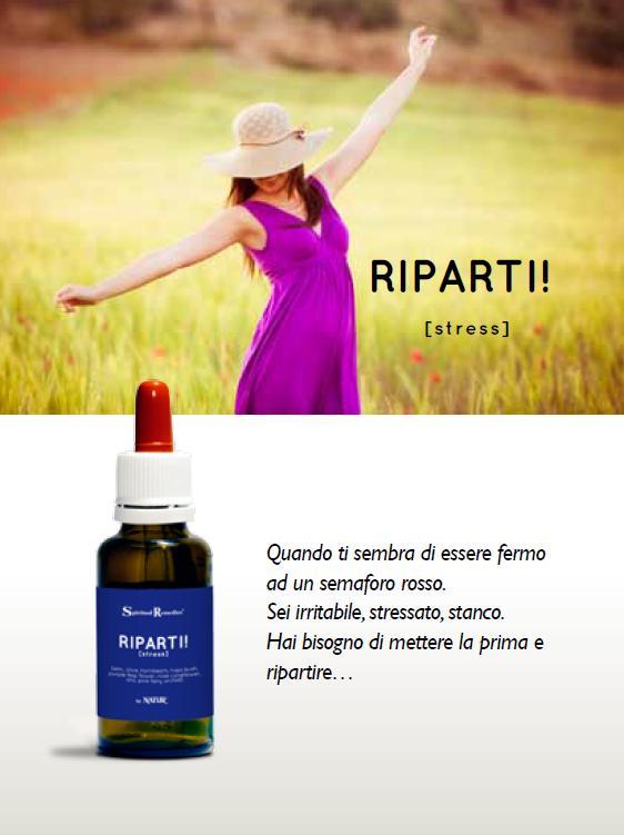 Floreal Mix Riparti! - Stress