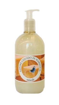 Sapone Liquido di Marsiglia Naturale - 1 litro