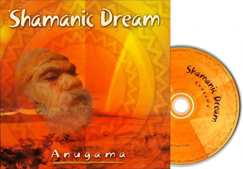 shamanic dream cd