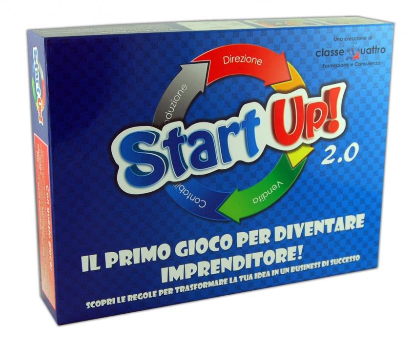 Start Up Game Il Gioco per Diventare Imprenditore
