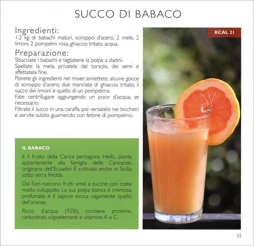Succo di Babaco
