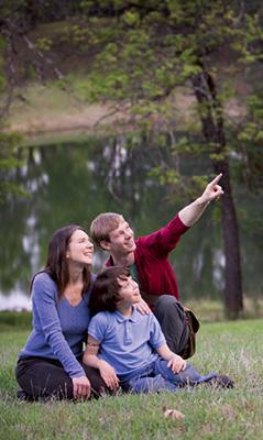 Vivere la Natura - Famiglia