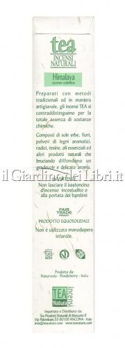 Acarus calamus - Incenso senza prodotti chimici