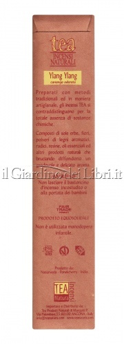 Cananga odorata - Incenso senza prodotti chimici