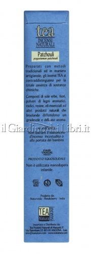 Patchouli - Incenso Naturale - Bastoncini Pogostemon