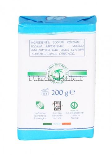 Sapone naturale delicato per il bucato e per la pelle