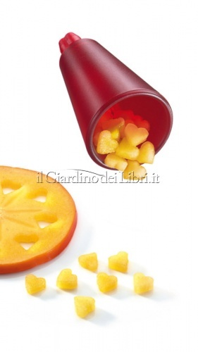 Taglia Confetti Cuore E Fiore - 2 Pezzi