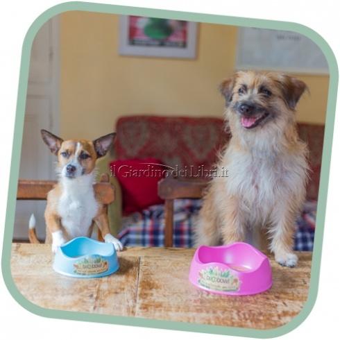 Ciotola Per Cani Becobowl Small - Rosa