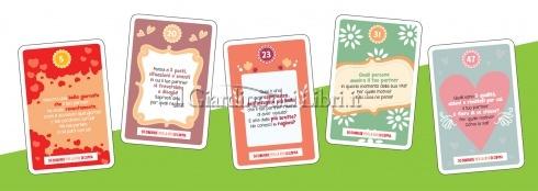 50 Domande per la Vita di Coppia - Mazzo di 54 Carte
