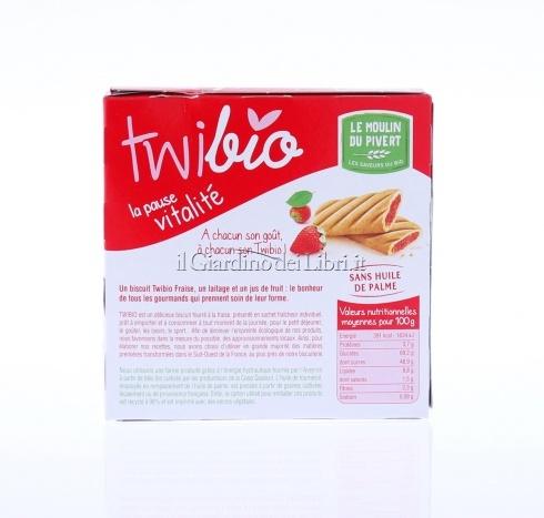 Twibio - Biscotti con Marmellata di Fragola
