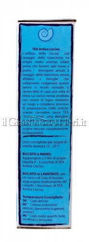 Antica Lisciva - Detergente per Bucato - 1 Kg