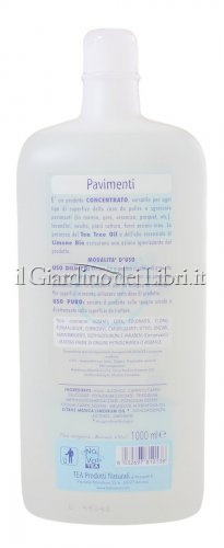Detergente per Pavimenti & Superfici Dure - 1 lt