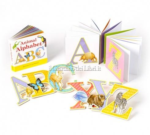 Animal Alphabet - Libro
