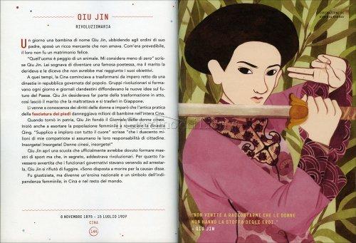 Storie della Buonanotte per Bambine Ribelli - Vol. 2 - Pagine Interne