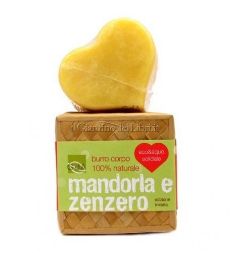 Mandorla e Zenzero - Burro Corpo