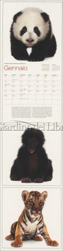 Calendario da Muro - Cuccioli di Animali