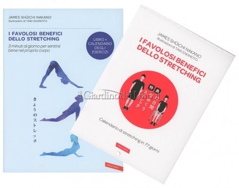 Il Favolosi Benefici dello Stretching - Calendario