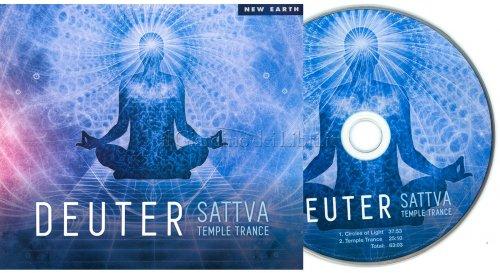 Sattva Temple Trance - CD