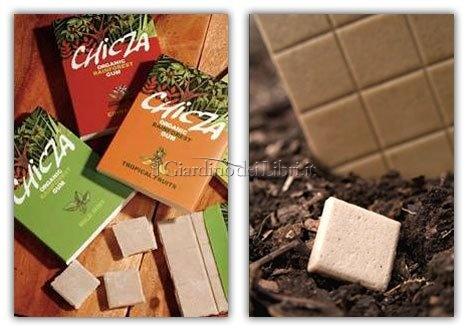 Chewing Gum Chicza Cinnamon