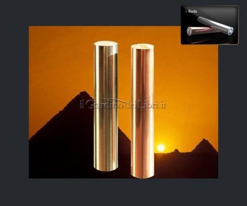 Coppia di Cilindri Egiziani Serie Ks - The Power Peace